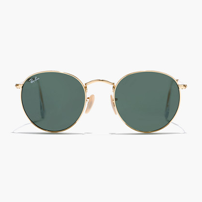 Ray-Ban® retro round sunglasses