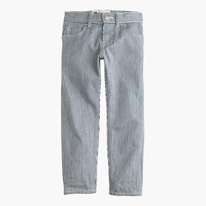 """Boys' Industry of All Nationsâ""""¢ for crewcuts engineer-stripe jean"""