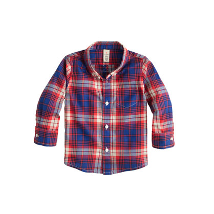 Carter's Carters Infant Girls Baby Outfit Blue Plaid Flannel Shirt & Denim Leggings. Sold by The Primrose Lane. $ $ Toughskins Infant & Toddler Boys' Flannel Shirt & Pants - Plaid. Sold by Sears. $ $ WonderKids Infant & Toddler Boys' Waffle Knit T-Shirt - Striped.