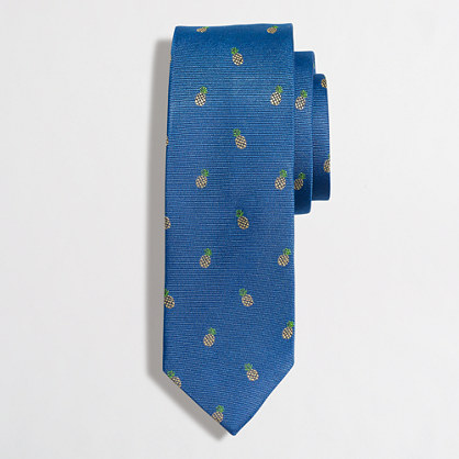 Factory critter tie