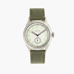 Bulova® for J.Crew Air Warden watch