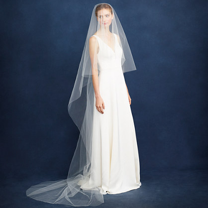 Twigs & Honey® cathedral veil