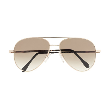 Cutler and Gross® 0740G aviator sunglasses