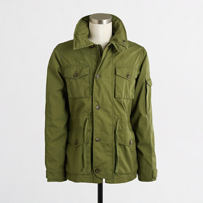 Factory utility jacket