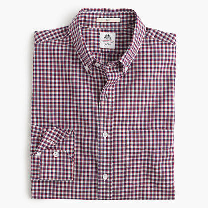 Slim Thomas Mason® for J.Crew washed shirt