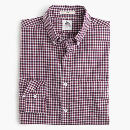 Slim Thomas Mason® for J.Crew washed shirt
