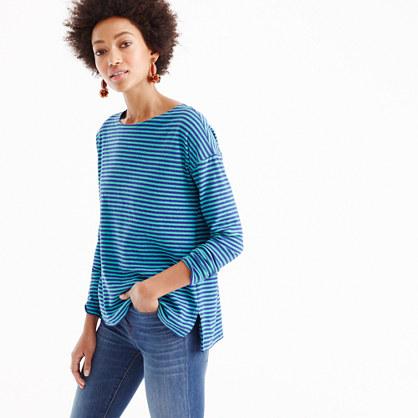 Deck-striped T-shirt