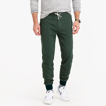 Slim classic zip-pocket sweatpant
