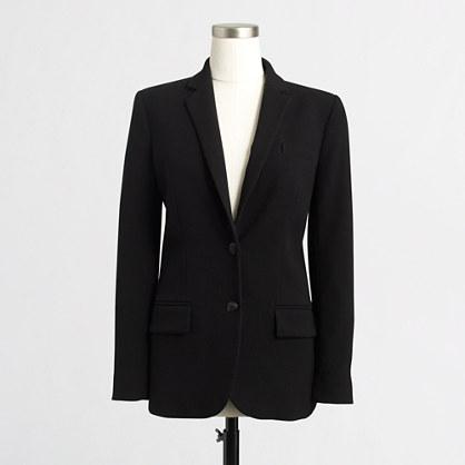 Factory petite classic blazer