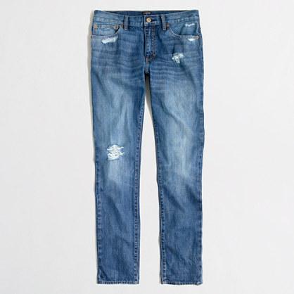 Factory Driggs rip & repair jean