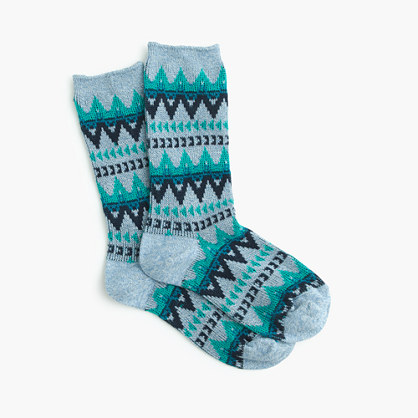 "Boys' Anonymous Ismâ""¢ socks"