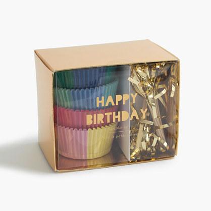 "Kids' Meri Meriâ""¢ happy birthday cupcake kit"