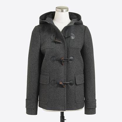 Factory toggle coat