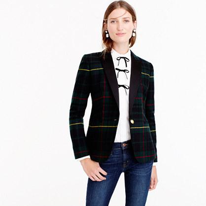 Collection Campbell blazer in tartan
