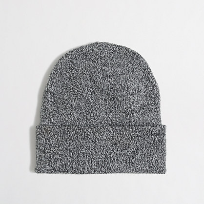 Factory slouchy knit hat