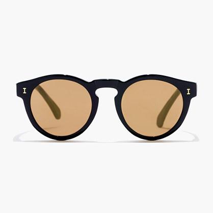 """Illestevaâ""""¢ black Leonard sunglasses"""