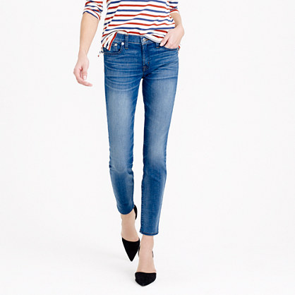 Toothpick jean in harborside wash