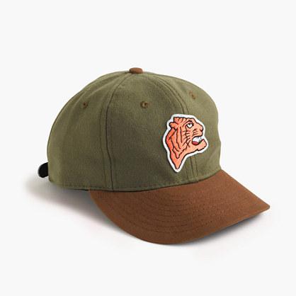 Ebbets Field Flannels® for J.Crew Marianao Tigres indigo ball cap