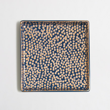 Factory square jewelry tray
