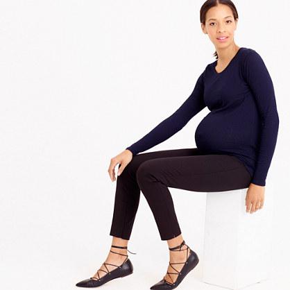 Petite maternity Martie pant