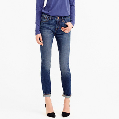 Toothpick jean in McHenry wash