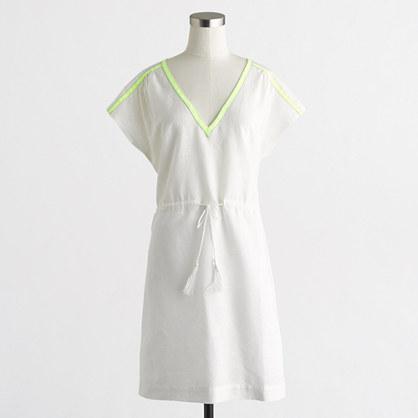 Factory tassel tie tunic