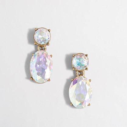 Factory drop earrings