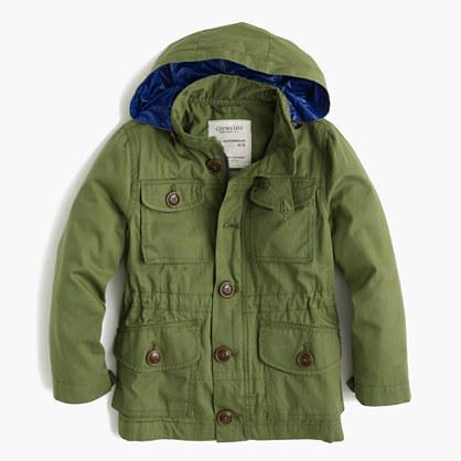 Kids' field mechanic jacket