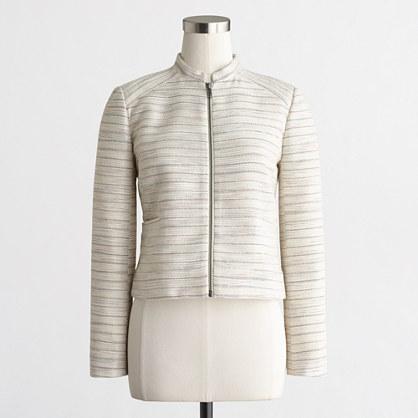 Factory tweed jacket