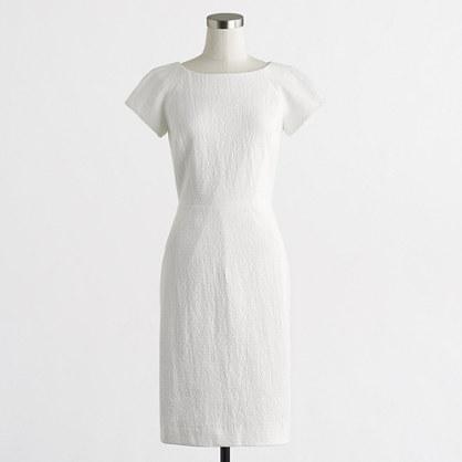 Factory bouclé dress