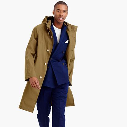"""Traditional Weatherwearâ""""¢ hooded Usk raincoat"""