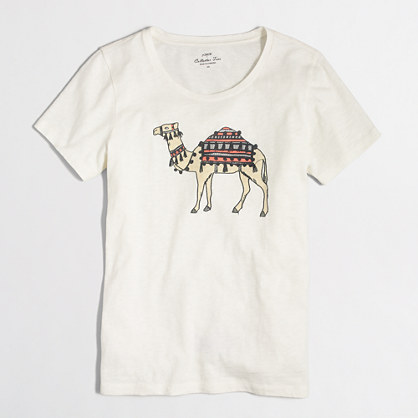 Camel collector T-shirt