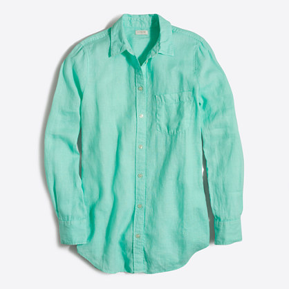 Factory linen shirt