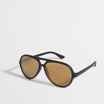 Factory boys' aviator sunglasses
