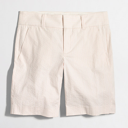 Factory seersucker Frankie short