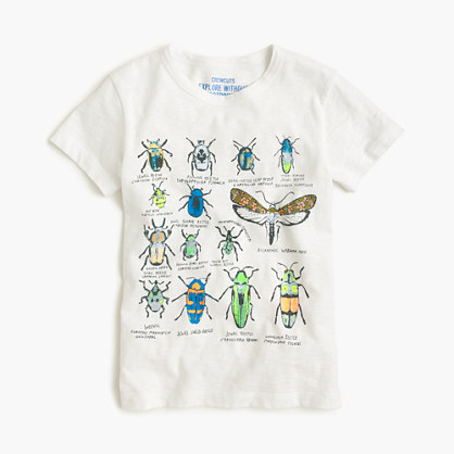 Boys' bug T-shirt