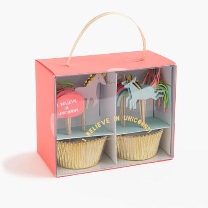 "Girls' Meri Meriâ""¢ unicorn cupcake kit"