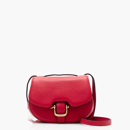 Mini Rider bag in Italian leather