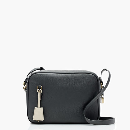 Signet bag in Italian leather