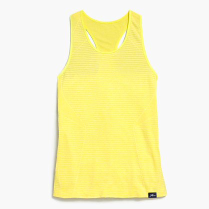 New Balance® for J.Crew seamless tank