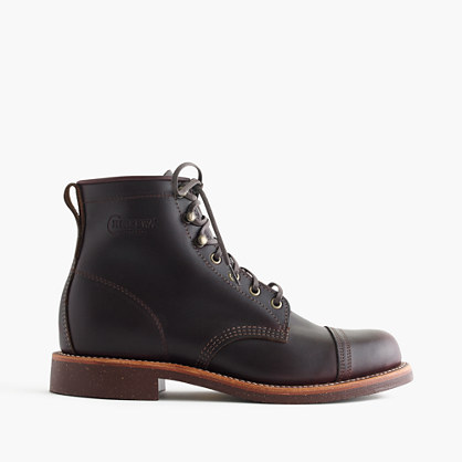 Original Chippewa® for J.Crew cap-toe boots