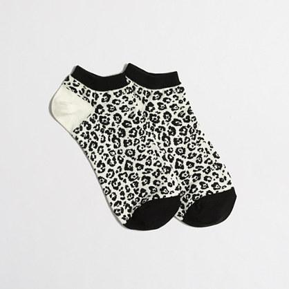 Jaguar tennie socks