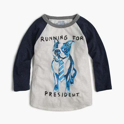 Boys' three-quarter-sleeve Frenchie
