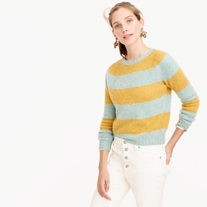 "Harley of Scotlandâ""¢ for J.Crew striped sweater"