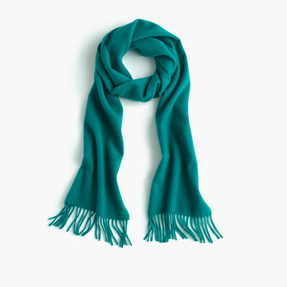 "Hogarthâ""¢ for J.Crew Scottish cashmere scarf"