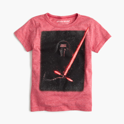 "Kids' Star Warsâ""¢ for crewcuts Kylo Ren T-shirt"