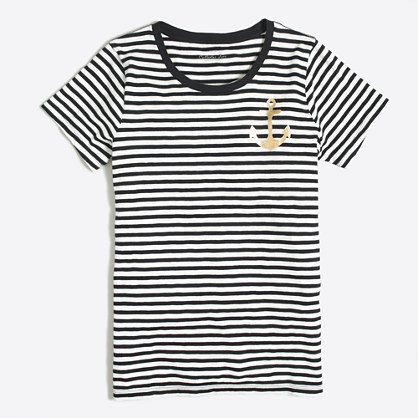 Anchor collector T-shirt