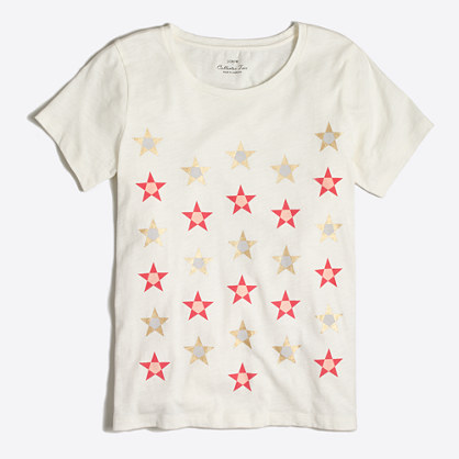 Stars collector T-shirt