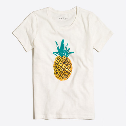 Pineapple collector T-shirt