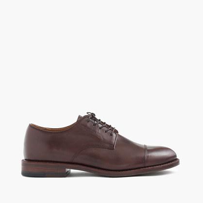 Ludlow cap-toe bluchers